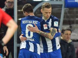 Duda - endlich angekommen in der Bundesliga