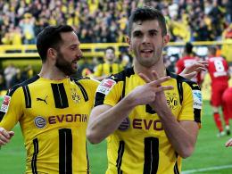 Dortmund - die Jokerkönige der Liga