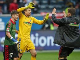 Schwolow und Kübler: Seitenhiebe gegen Eintracht-Spielweise