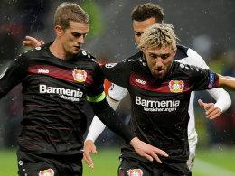 Mit Bender und Kampl, aber ohne Tah gegen Werder