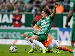 Schock für Werder: Saison-Aus für Kapitän Fritz
