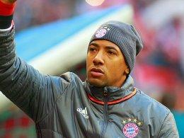 Bernat fällt gegen Frankfurt aus, Boateng auf der Bank