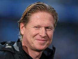 Gisdol lobt die Borussia und bangt weiter um Müller