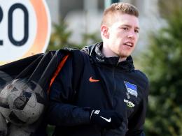 Hertha BSC mit Weiser und Kade gegen Dortmund