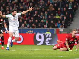 Pizarro kann es noch immer