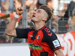Freiburgs Philipp: