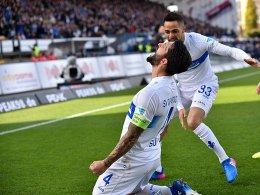 Top-Elf: Zwei Darmstädter Neulinge und wieder Lewandowski