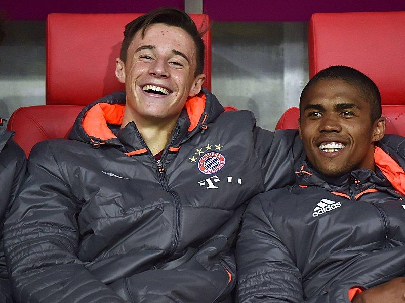 Fix: Bayern befördert Friedl zum Profi