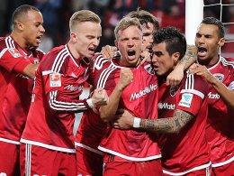 Vor dem BVB-Spiel: Ingolstadts Offensive macht Mut