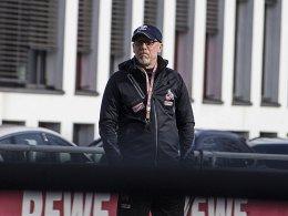 Stöger und die miese Hertha-Bilanz
