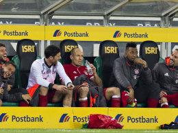 Ancelottis Hand weggeschlagen: Müller lobt Robben-Frust