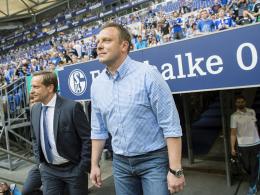 Breitenreiters Vertrag bei Schalke aufgelöst