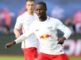 Einigung mit Guinea: Keita bleibt in Leipzig