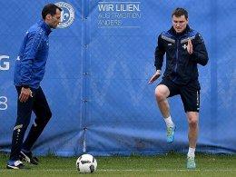 Darmstadt: Oliinyk vor Comeback im Testspiel