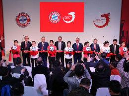 Bayern und Wolfsburg eröffnen Büros in China