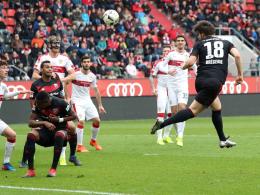 Werner hat wenig Mühe: VfB schlägt FCI