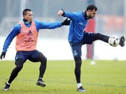 HSV atmet auf: Wood und Mavraj melden sich zurück