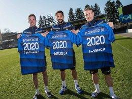 Sponsoren bleiben Darmstadt treu