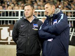 Hertha BSC zahlt - Auch Pressesprecher bestraft