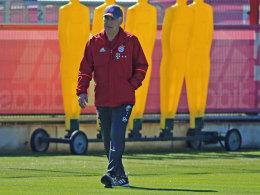 FC Bayern: Alles im Lot!