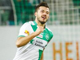 Ajeti kehrt nicht mehr nach Augsburg zurück