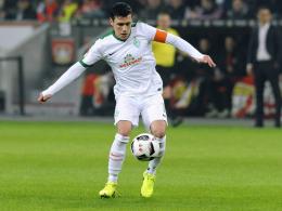 Grippaler Infekt: Junuzovic fehlt Bremen in Freiburg