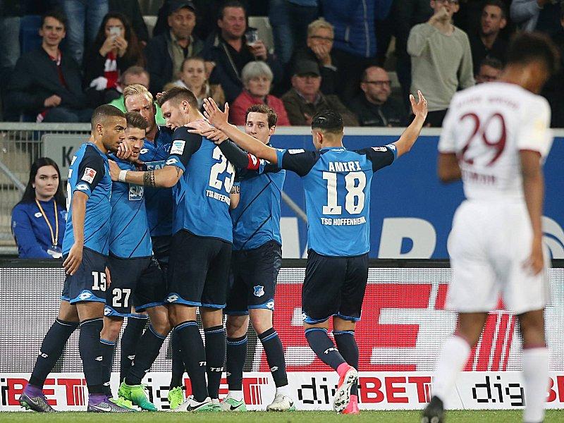 Ein Treffer reichte: Andrej Kramaric hieß der Matchwinner.