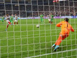 Eintrachts Elfmeter-Dilemma