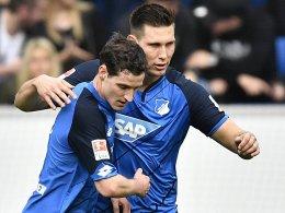 Süle und Rudy wollen die Bayern ärgern