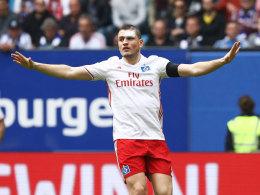 HSV ohne Papadopoulos und Djourou beim BVB