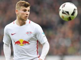 Werner meldet sich fit: Hasenhüttl kündigt Rotation an