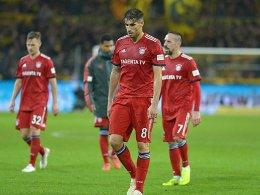Umfrage: Ist die Ära der Bayern mit sechs Meisterschaften zu Ende?