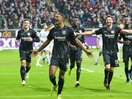 Umfrage: Ist Eintracht Frankfurt schon reif für die Champions League?