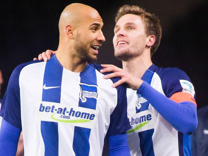 Hertha BSC meldet sich im Kampf um Europa zurück