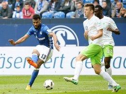 Kniereizung: Choupo-Moting fällt gegen Ajax aus