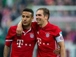 Sind Sie jetzt endgültig die Ancelotti-Bayern, Herr Lahm?