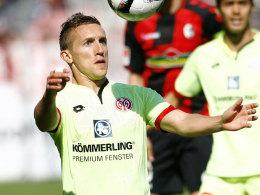 Mainz und das Glück des ersten Tores