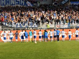 Frankfurt: Prügelei zwischen Eintracht- und Hansa-Fans