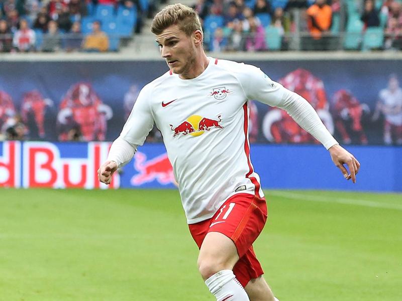 RB Leipzig bleibt nach Sieg auf Champions-League-Kurs