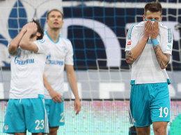 Vier Knackpunkte: Was Schalke in Darmstadt falsch machte