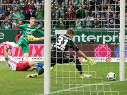 Kainz: Die Rolle als Werder-Joker reicht ihm nicht