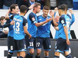 Hoffenheims Bosse fordern weiter Risiko