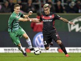 Was dem FCI gegen Werder Mut macht