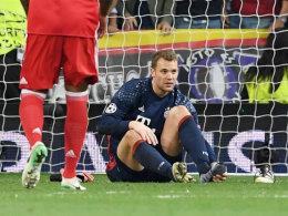 Diagnose bestätigt: Saisonende für Neuer