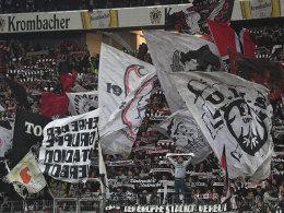 DFB bittet Eintracht Frankfurt zur Kasse