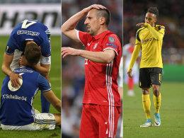 Bundesliga: Schlechtester Wert in der Fünfjahreswertung
