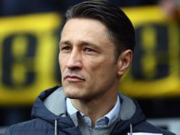 Kovac: Mascarell und Hrgota stehen