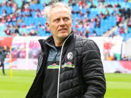 SCF-Coach Streich: