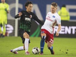 Abstiegsduell Augsburg gegen HSV - Wie geht's aus?