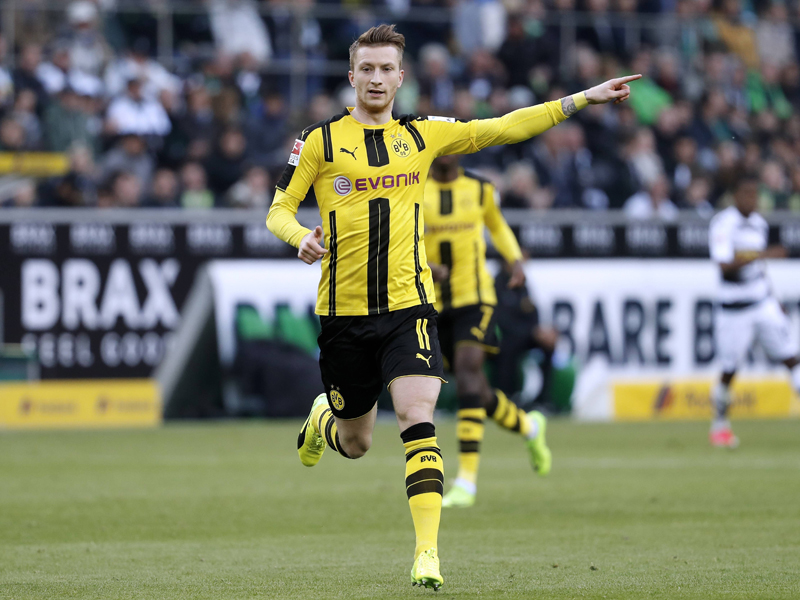 Borussia Dortmund: Fans von AS Monaco singen